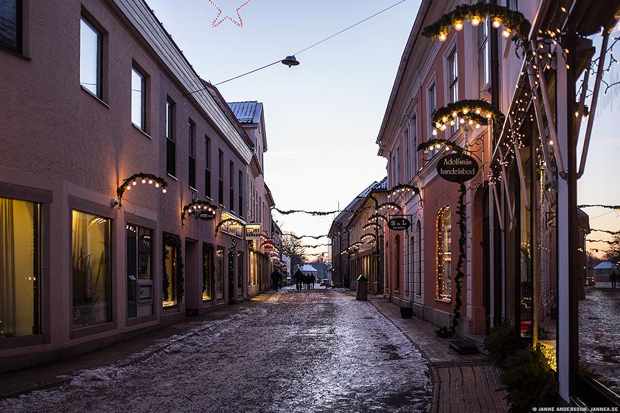 Storgatan, Vadstena |© Janne A