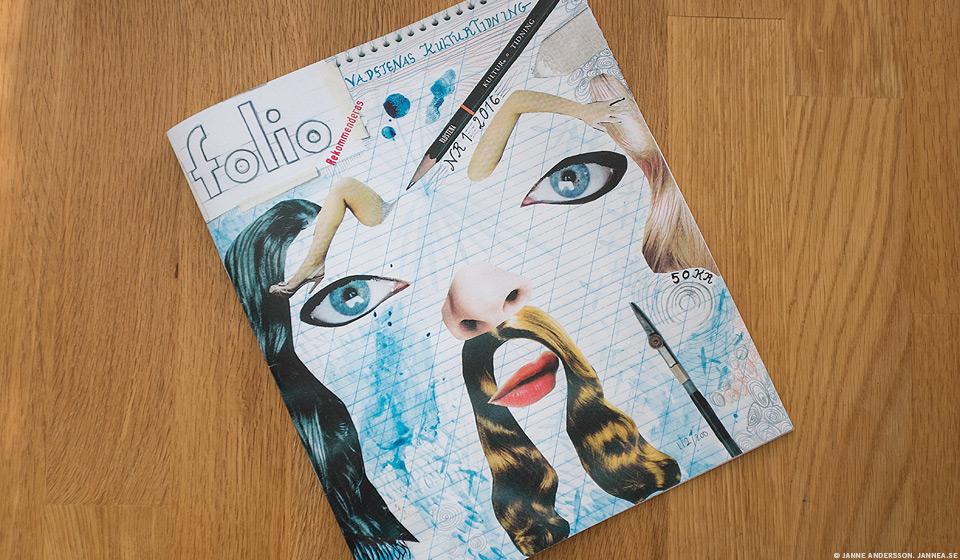 Folio – Vadstenas kulturtidning