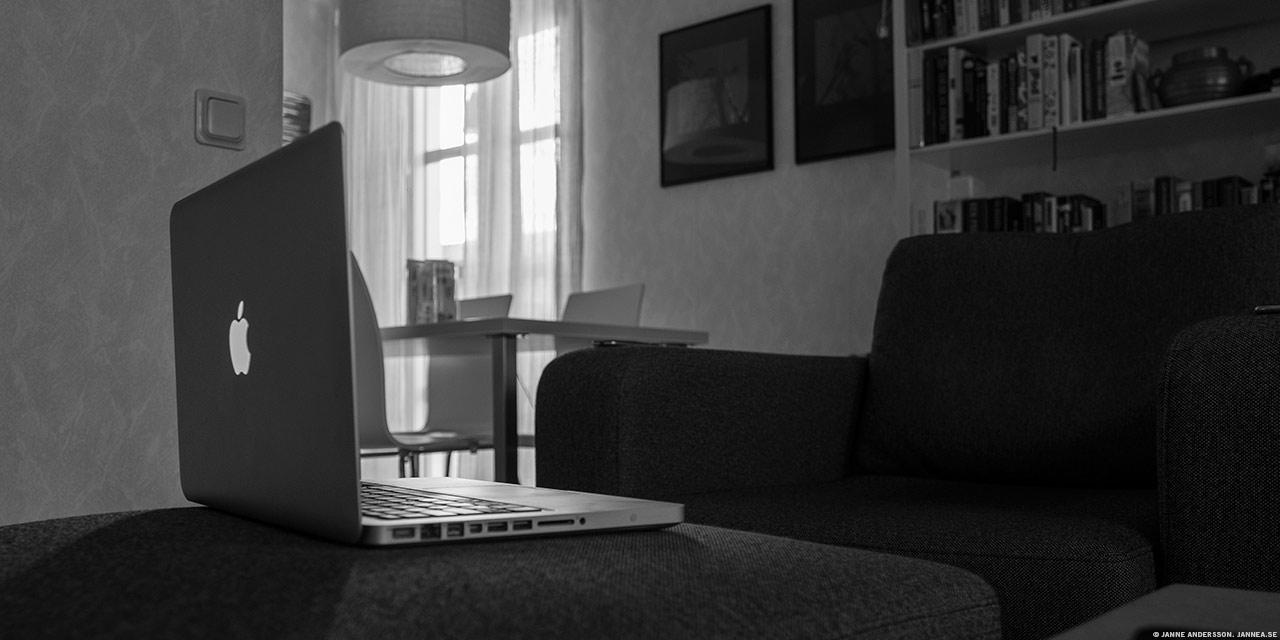 Seg dator, dags att skaffa en ny? |© Janne A