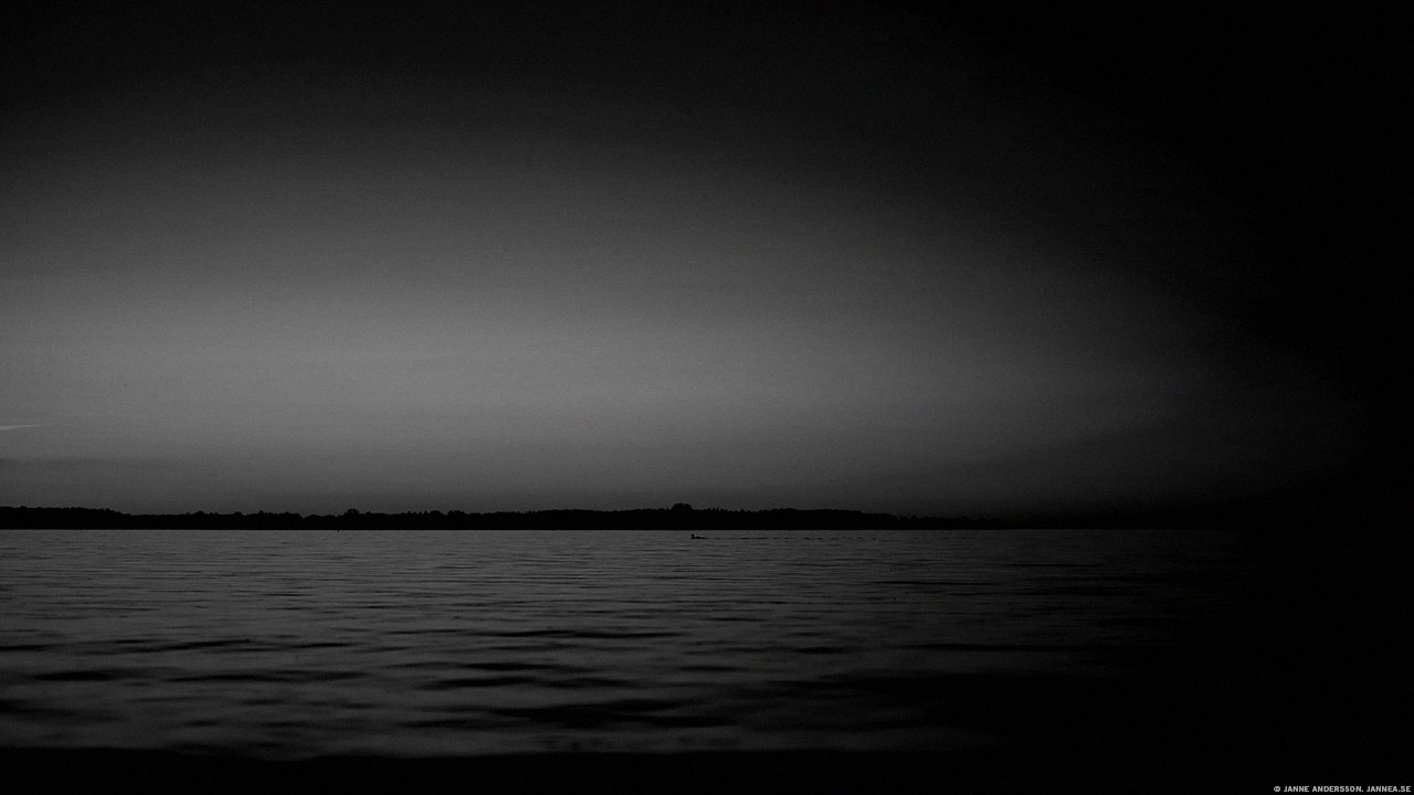 Mörker |© Janne A