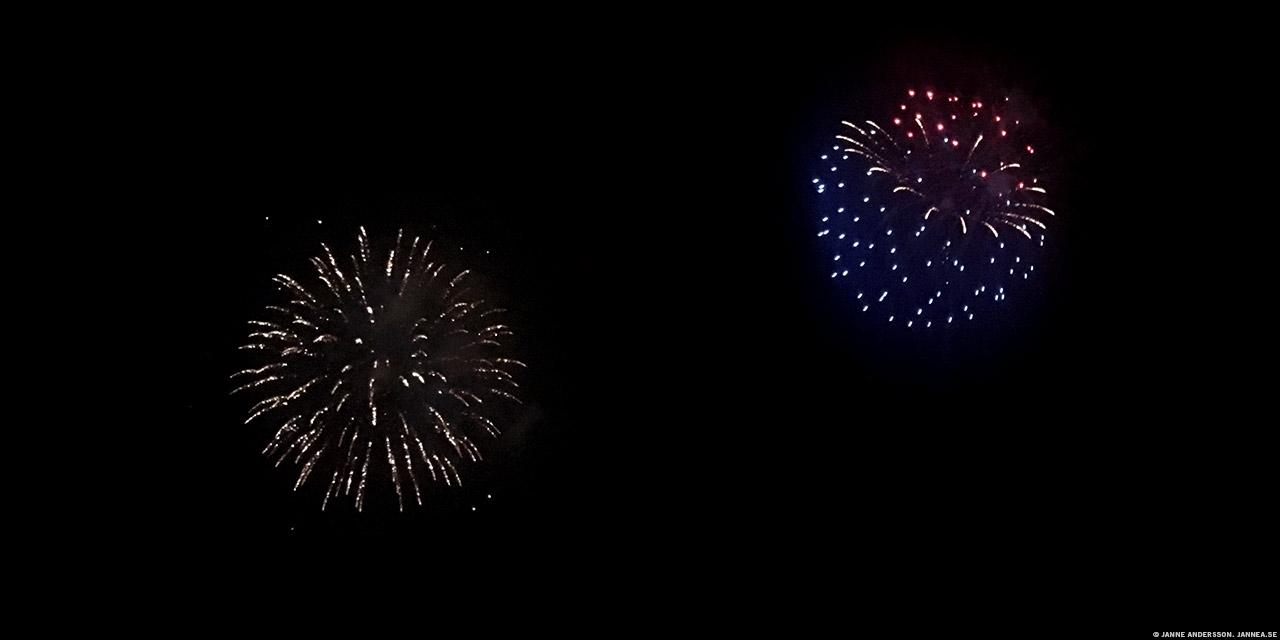 Det där att fira in nyår |© Janne A