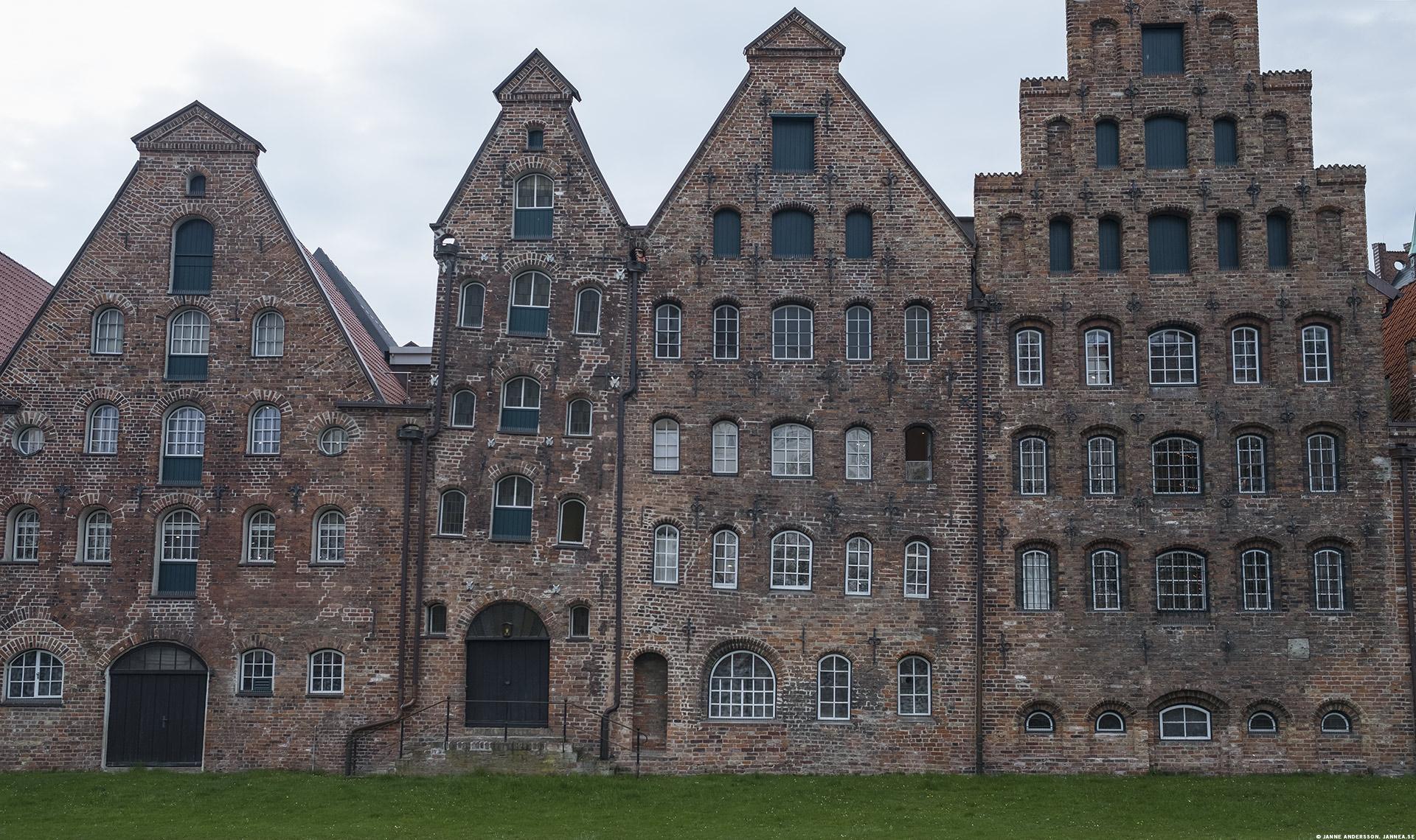 Salthusen i Lübeck|©Janne A