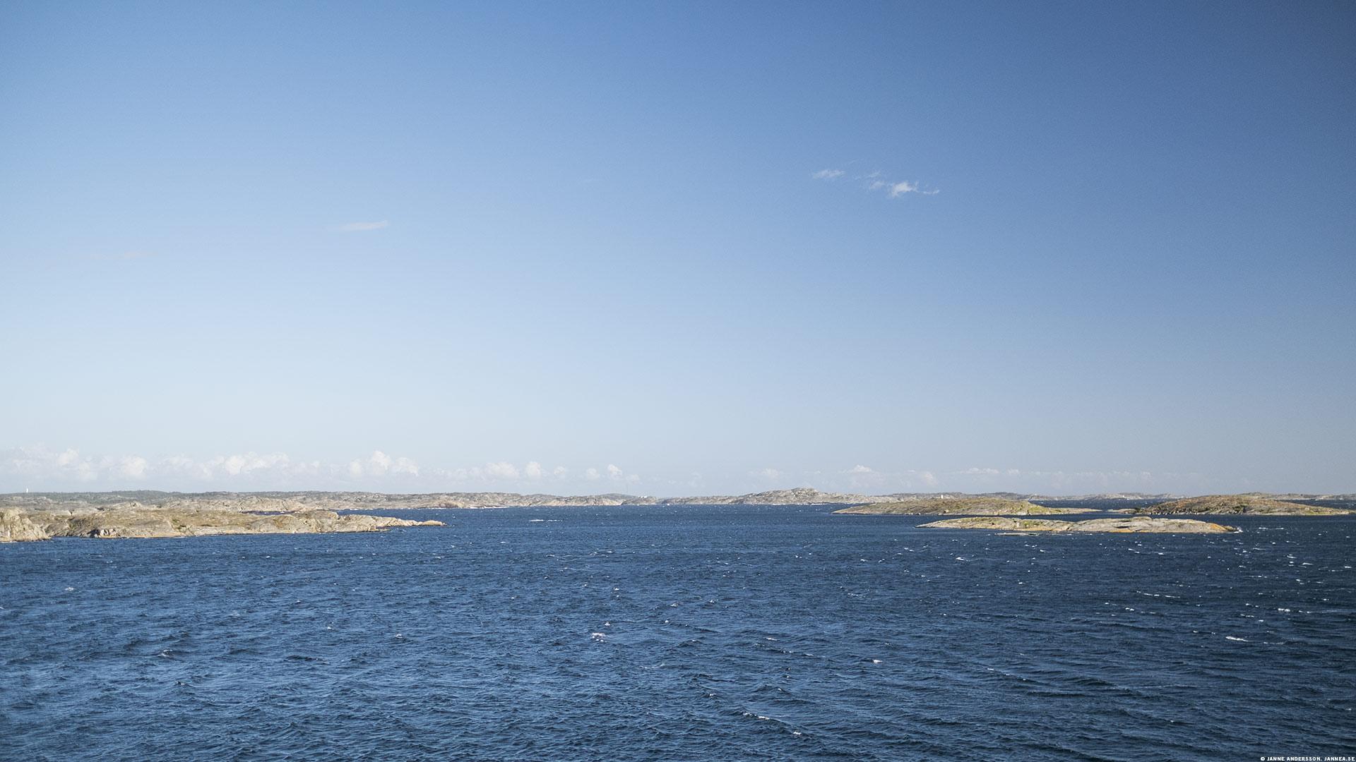 Mollösund och västkuskt landskap  © Janne A