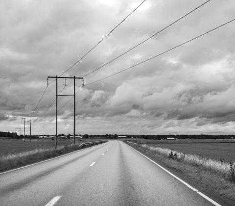 En väg någonstans | ©Janne A