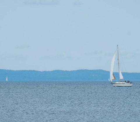 En bild på en båt |© Janne A