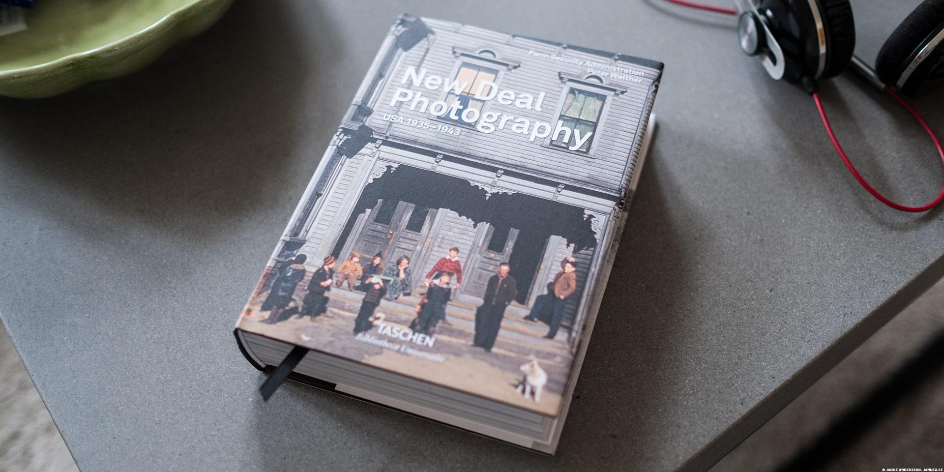 New deal photography – fotobok  ©Janne A