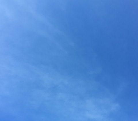 Blå himmel över Vadstena |© Janne A