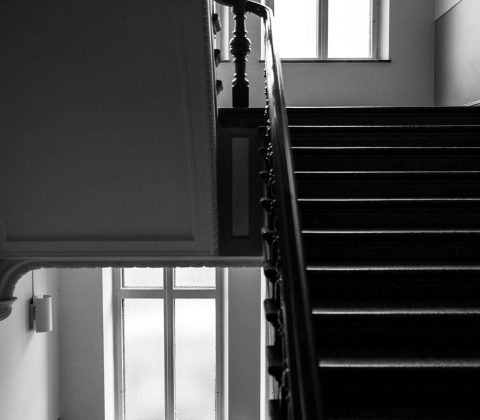 Trappan på jobbet |© Janne A