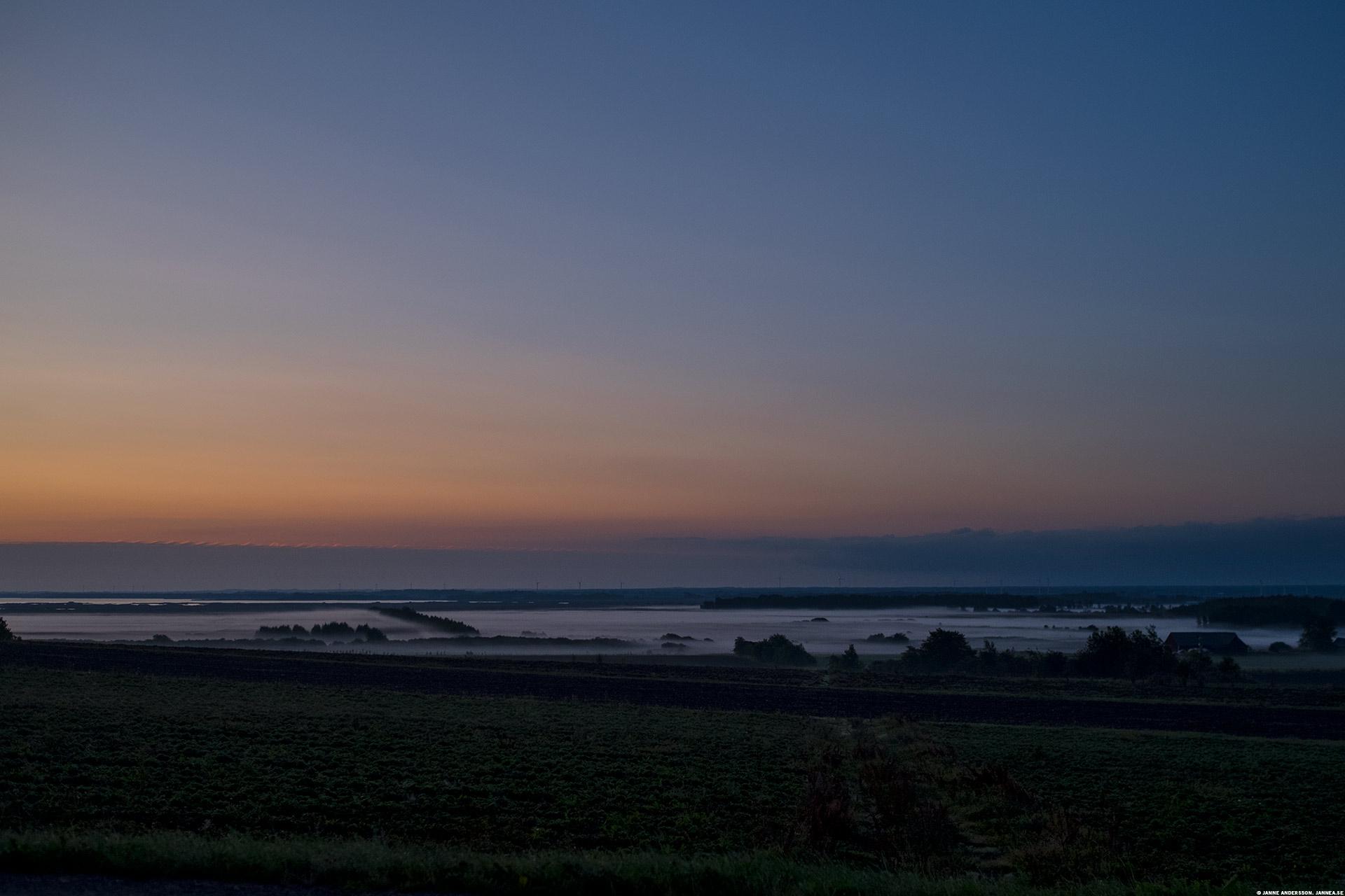 Morgondimma över Tåkern |© Janne A