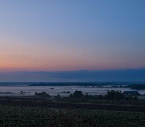 Morgondimma över Tåkern  © Janne A