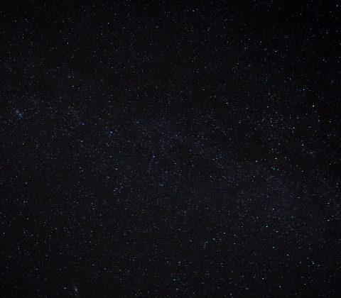 Så jäkla många stjärnor det finns på himlen |©Janne A
