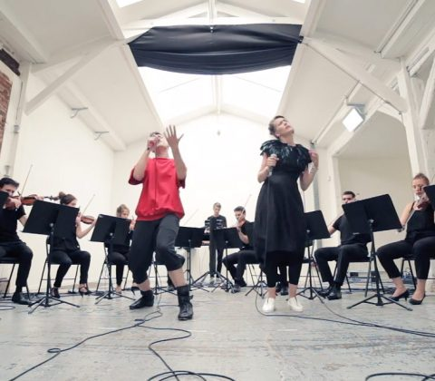 Dan Black feat. Imogen Heap and Prequell — We Drift On (live version)