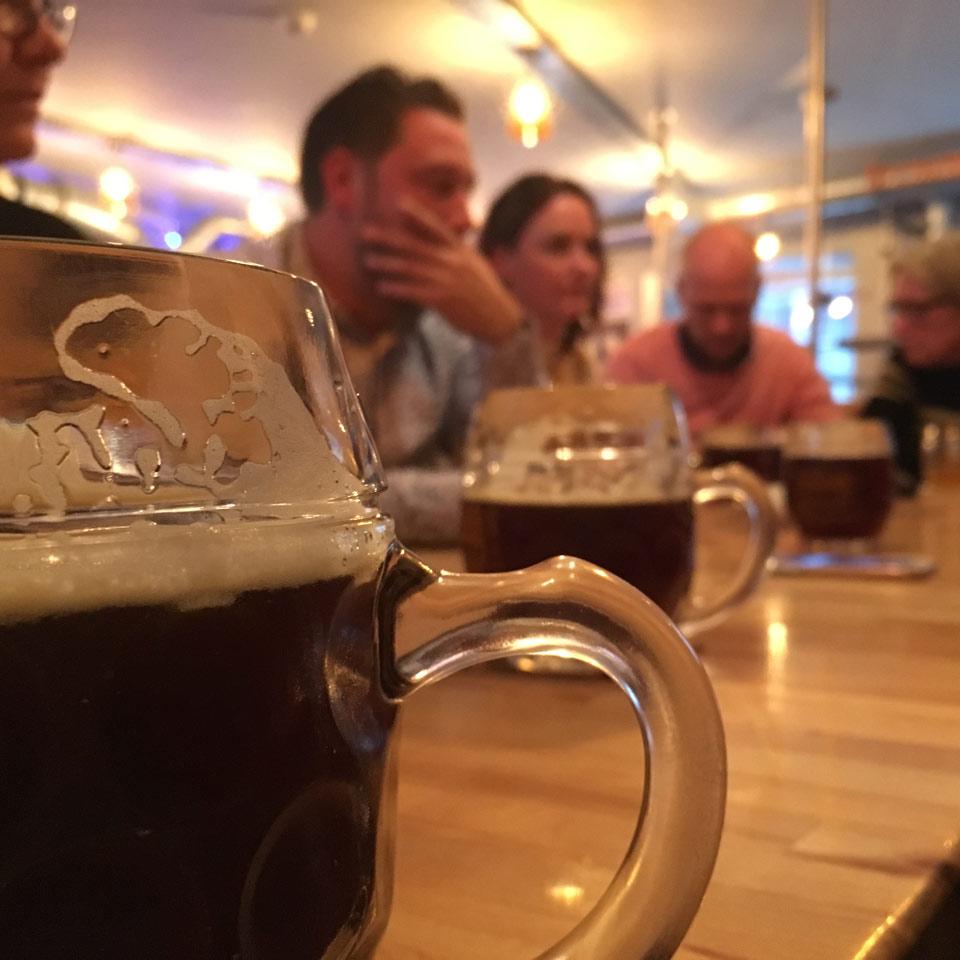 En äcklig öl|©Janne A