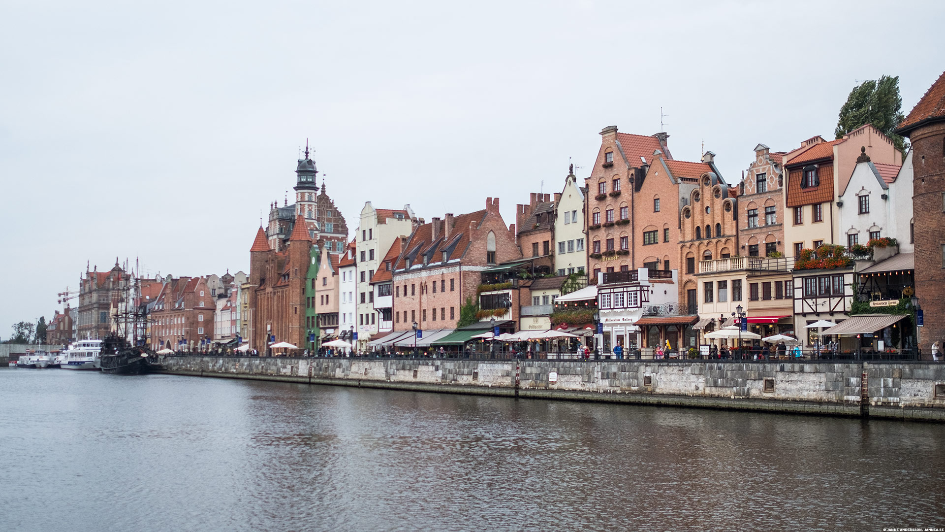 En tripp till Gdansk i Polen |© Janne A