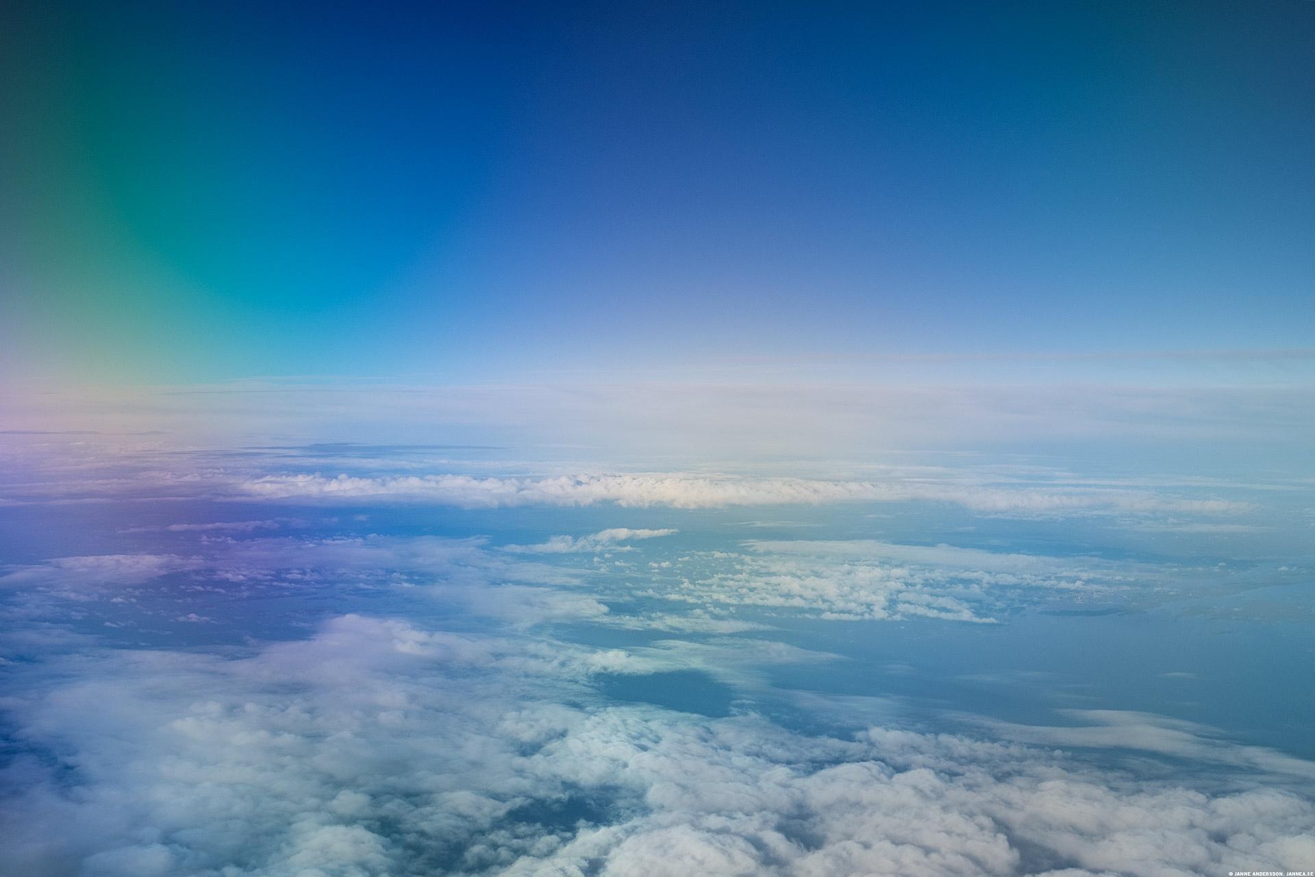 Himmelen över världen |©Janne A