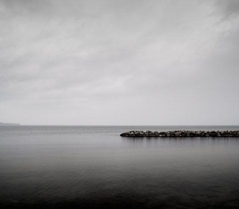 Det är så grått att världen blev färglös |©Janne A