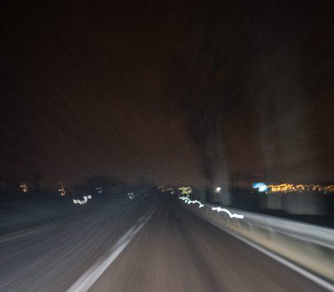 Länsväg 206 mot Vadstena |©Janne A