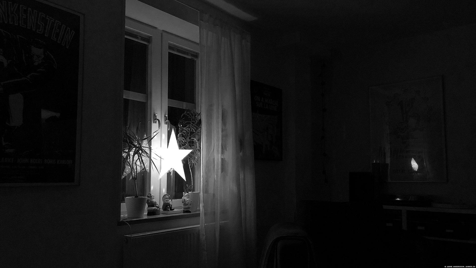 Adventshelg och stjärnor |©Janne A