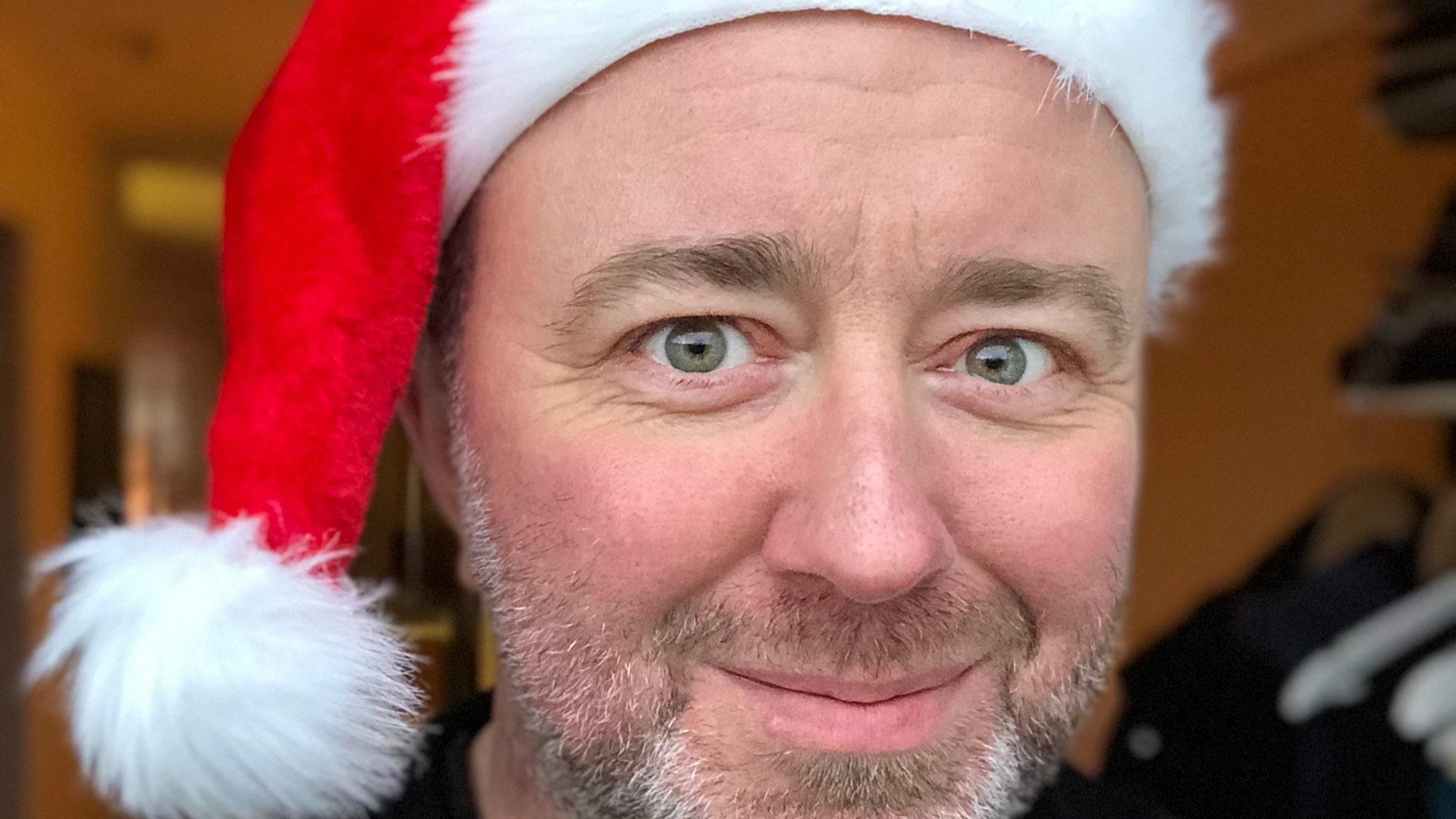 Janne-tomten säger God Jul |©Janne A