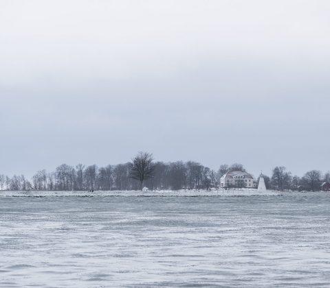 Piren, med Naddö i bakgrunden | © Janne A