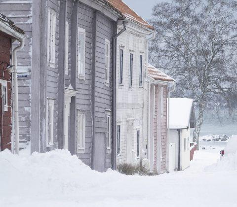 Krabbegatan i Vadstena | © Janne A