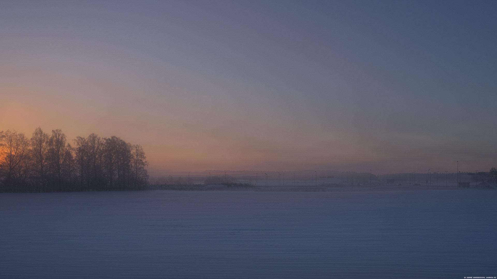Morgonrodnad |©Janne A