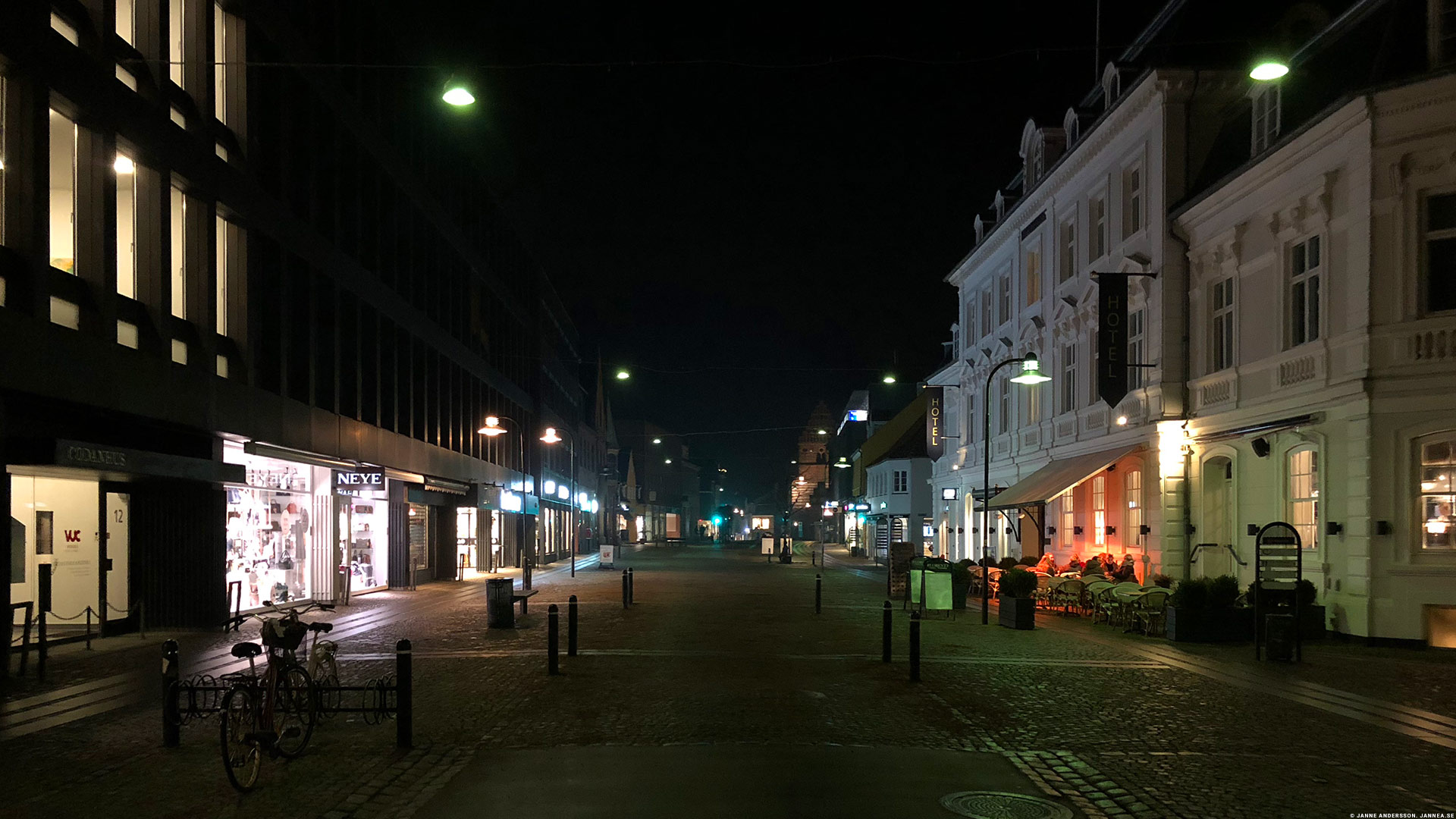 Algade i Roskilde |©Janne A