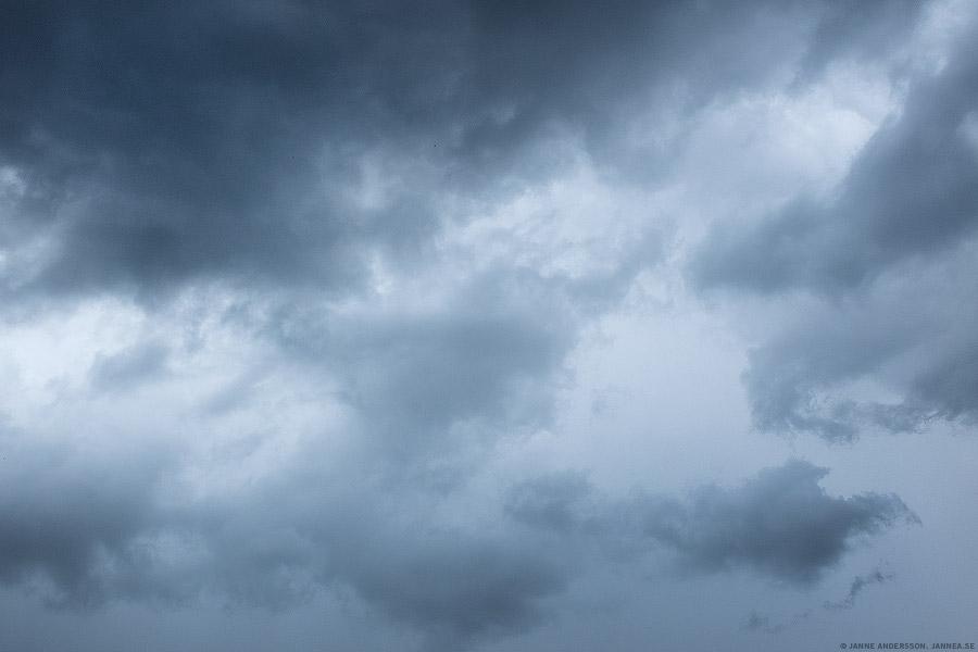 Åska och regn | © Janne A