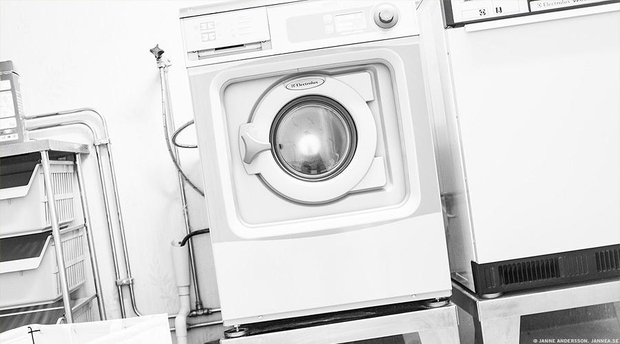 Tvätta |©Janne A