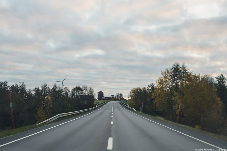 Höstlov och trafik|© Janne A