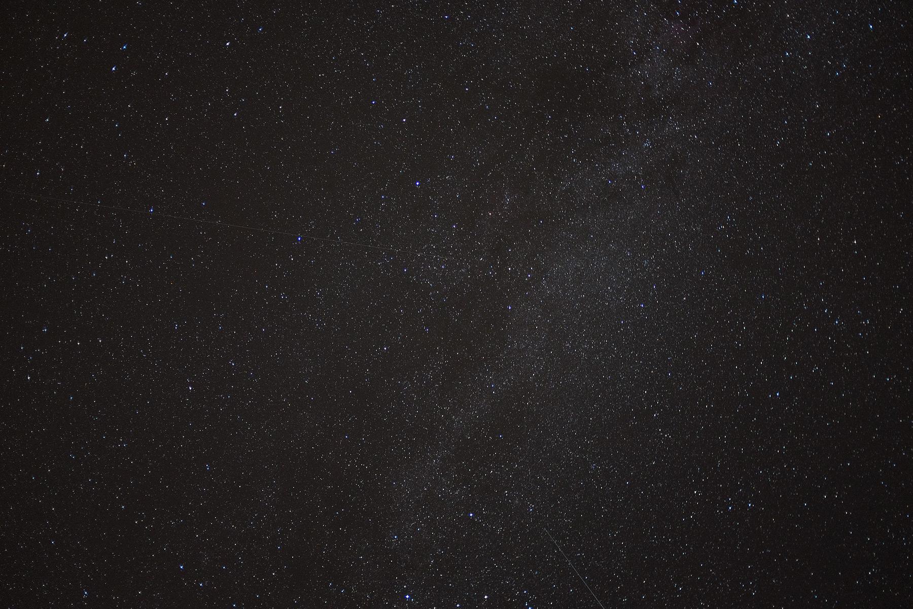 Vintergatan |© Janne A
