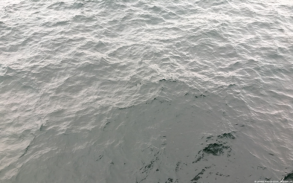 Vätterns vatten |©Janne A