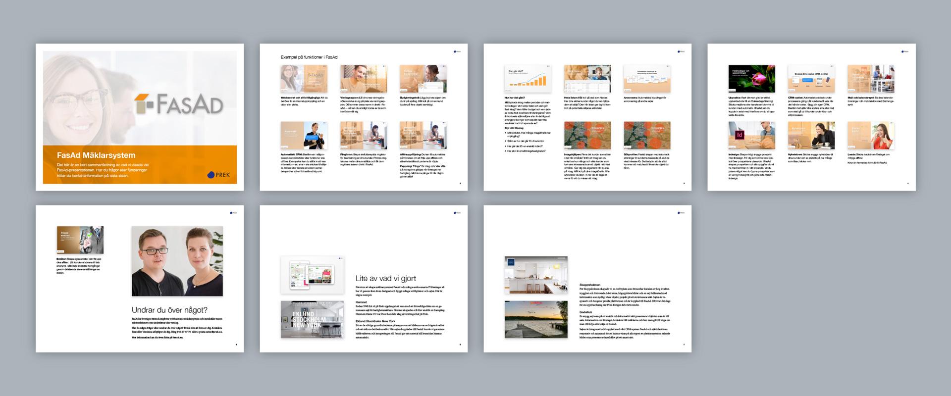 Presentation av en presentation |©Janne A