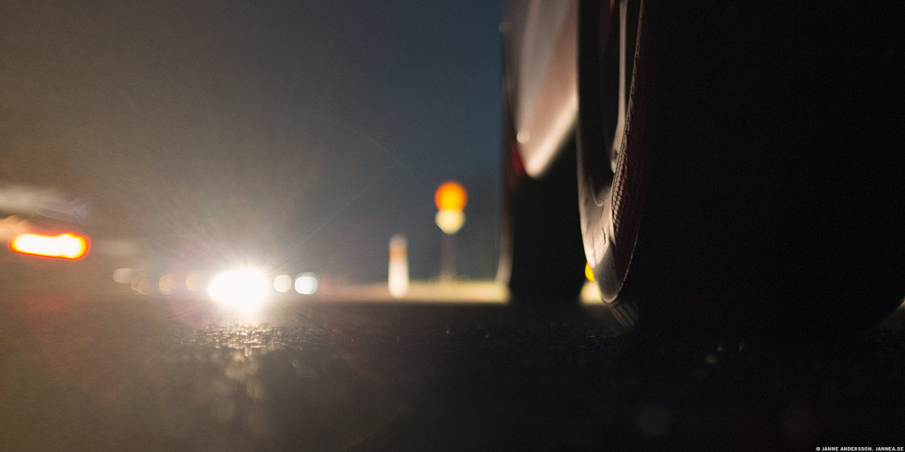 Vinterdäck på bilen |©Janne A