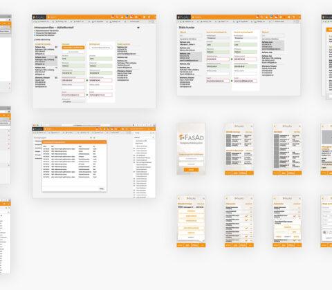 Re-design och designöversyn