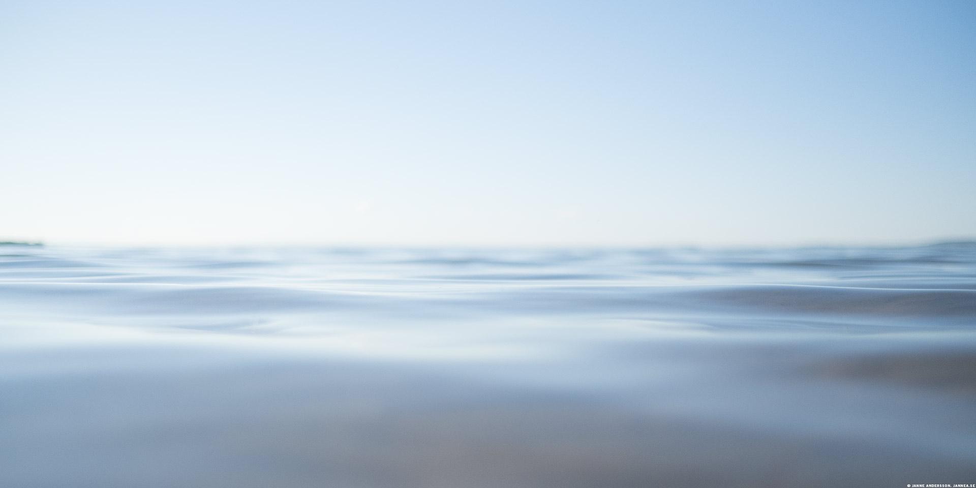 Veckans Vättern och skvalpande vatten |©Janne A