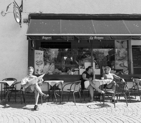 Frukostfika på La Bocata i Vadstena |©Janne A