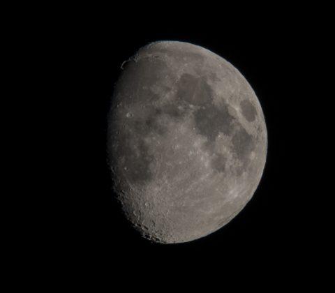 En halv måne |©Janne A