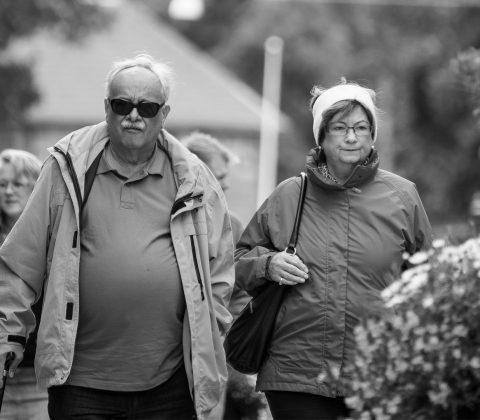 Turister i lilla Vadstena|©Janne A