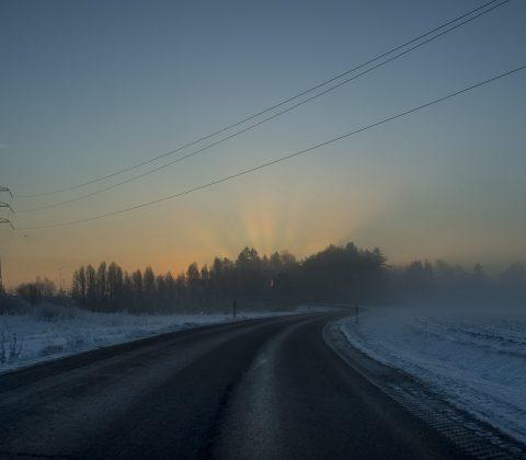 Att åka till jobbet |©Janne A