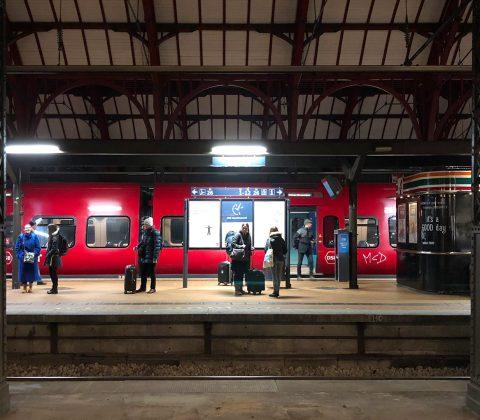 Åka tåg till och i Danmark |© Janne A