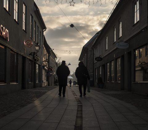 Tanter på Storgatan   © Janne A