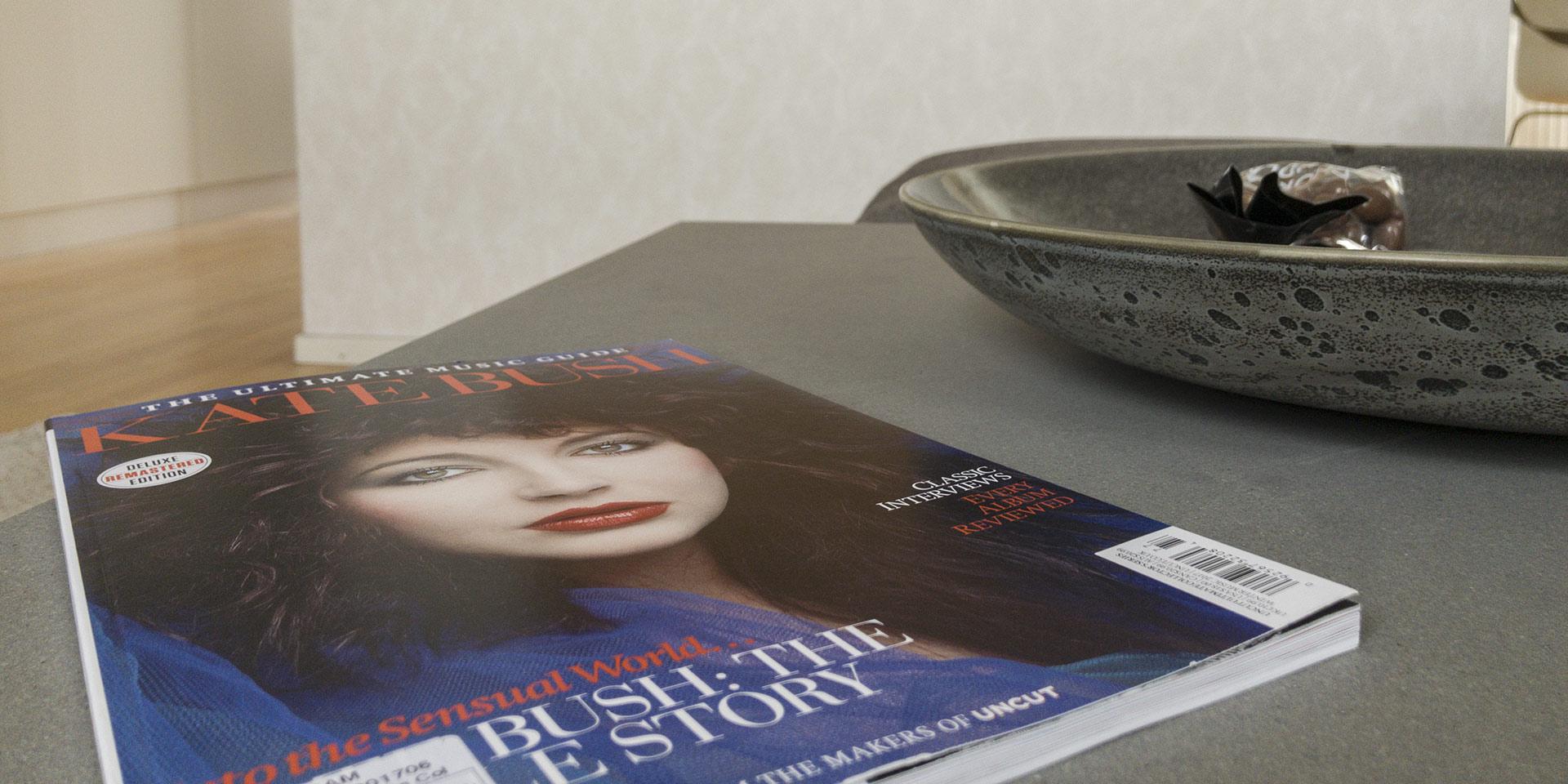 En tidning om Kate |©Janne A