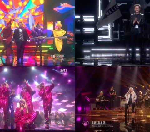 Melodifestivalen 2018 – delfinal 1 |© Janne A