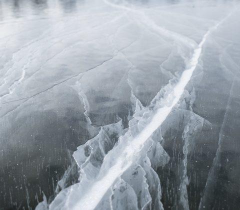 Sprickbildning och is |© Janne A