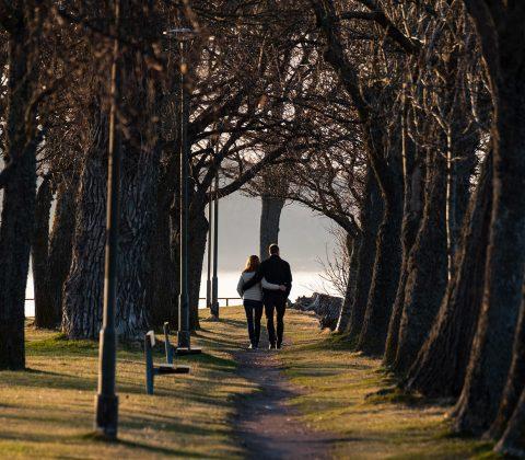 Vårkänslor ute på piren |© Janne A