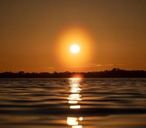 Solnedgångskväll  © Janne A