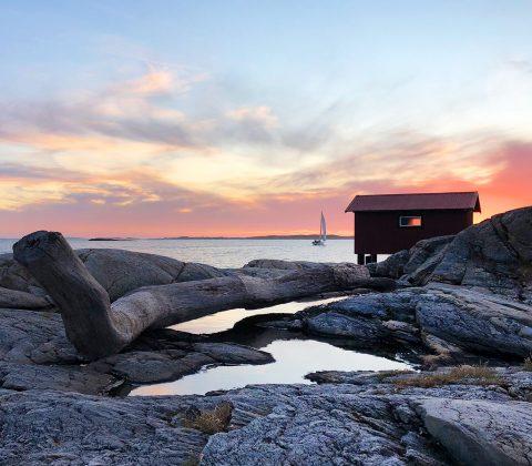 Midsommadagskvällen i Mollösund |©Janne A