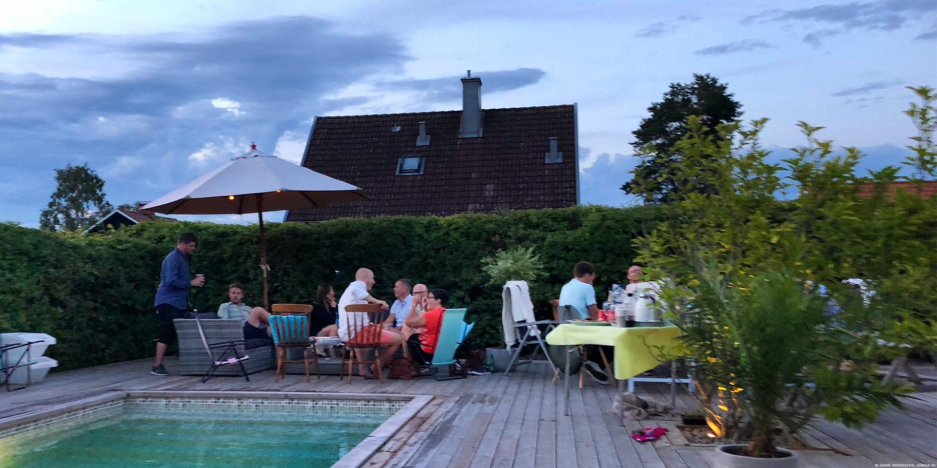 Sommar- och semesterfest |© Janne A