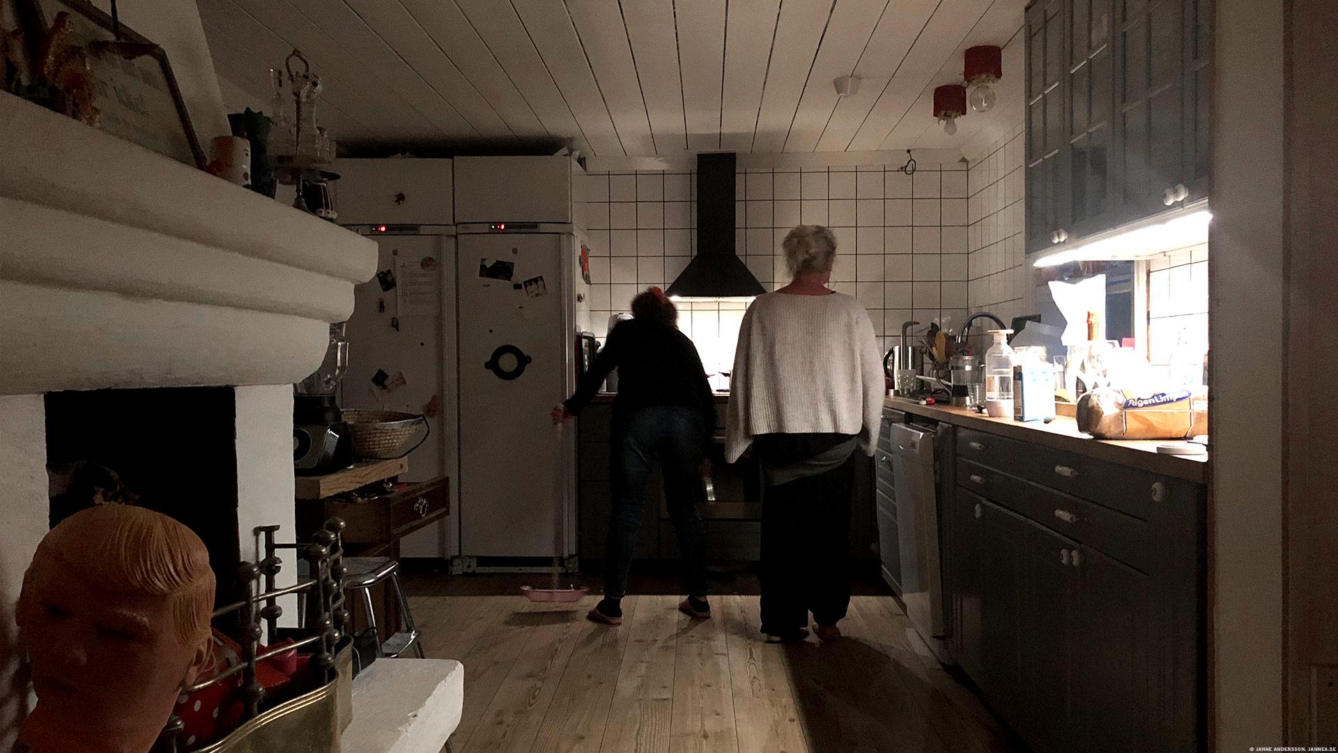 Hemma hos Ida | © Janne A